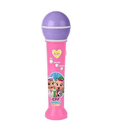 Enregistreur-de-microphone-Crying-Babies