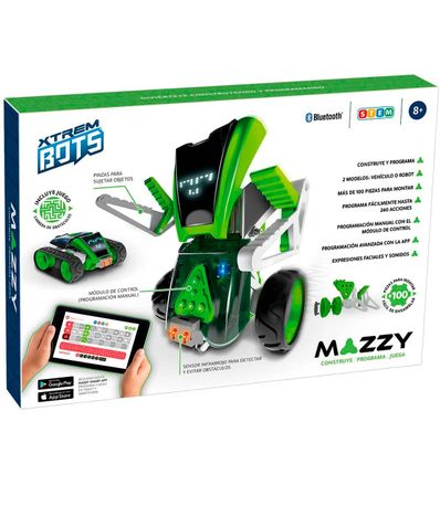 Robot-Mazzy-programmable