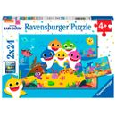 Puzzles-Pack-Bebe-Requin-2x24