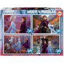 Puzzle-progressif-Frozen-2-50---80---100---150-pieces