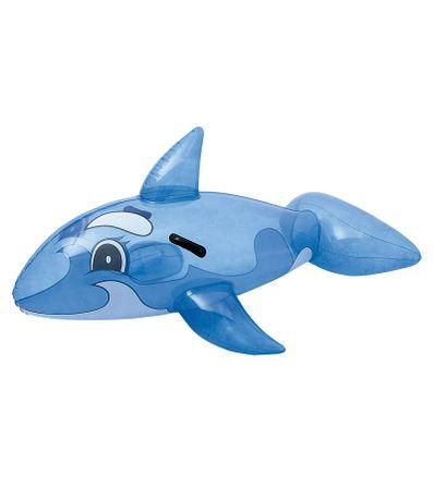 Golfinho-Insuflavel