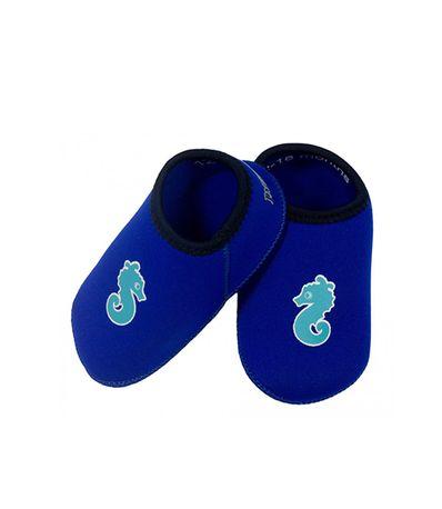 Bottes-Bebe-Neopreono-Bleu--Taille-24-25--Imsevimse