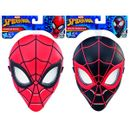 Masque-assorti-de-Spiderman