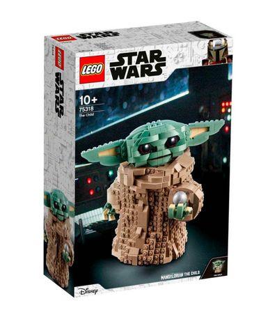Lego-Star-Wars-Mandalorian-l--39-enfant-bebe-Yoda