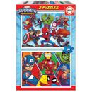 The-Avengers-Pack-Puzzle-2x20-pieces