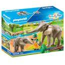 Playmobil-Family-Fun-Outdoor-Elephant-Enclosure