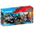 Playmobil-City-Action-Police-Chase-Tresor