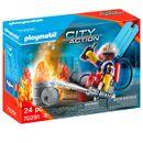 Playmobil-City-Action-Pompiers-Set