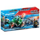 Playmobil-City-Action-Kart-Chase-Coffre-fort