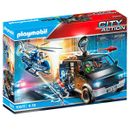 Playmobil-City-Action-Helicoptere-Evasion-Vehicule