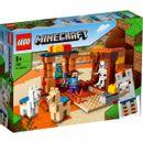 Lego-Minecraft-Trading-Post