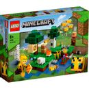 Lego-Minecraft-Minecraft-La-ferme-aux-abeilles