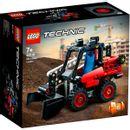 Minicarregadeira-Lego-Technic