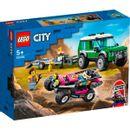 Lego-City-Transport-Van-Buggy-Racing