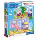 Peppa-Pig-Puzzle-2x20-Pecas