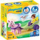 Playmobil-123-Carruagem-Unicornio-com-Fada