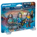Playmobil-Novelmore-Set-de-3-Chevaliers