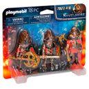 Playmobil-Novelmore-Lot-de-3-Bandits-de-Burnham