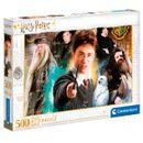 Puzzle-Harry-Potter-500-pieces