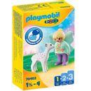 Playmobil-123-Fairy-com-Fawn