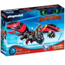 Playmobil-Dragon-Racing--Hiccup-and-Toothless