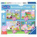 Puzzle-Peppa-Pig-4-en-1