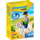 Playmobil-123-Enfant-avec-poney
