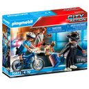 Velo-de-police-Playmobil-City-Action