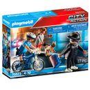 Velo-de-police-Playmobil-City-Action