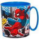 Mug-Spiderman-avec-poignee-350-ml