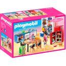 Playmobil-Dollhouse-Cuisine