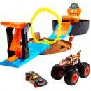 Roue-Stunt-Monster-Truck-Hot-Wheels