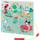 Labirinto-de-madeira-da-Disney