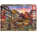 Puzzle-Colmar-France-3000-pieces