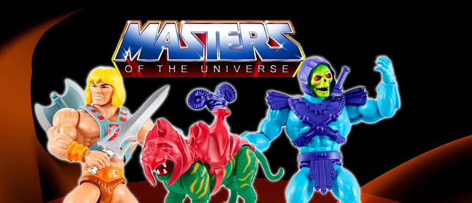 Maîtres de l'univers