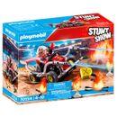 Playmobil-Stuntshow-Kart-Pompier