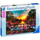 Puzzle-de-velo-d--39-Amsterdam-1000-pieces
