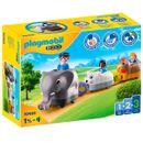 Playmobil-123-My-Animal-Train