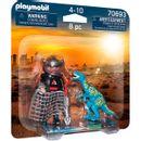 Playmobil-Dino-Rise-Pack-Velociraptor-e-Looter