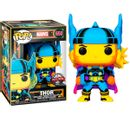 Funko-POP-Marvel-Thor-Black-Light-Edition