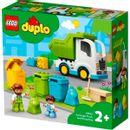 Camion-de-recuperation-et-de-recyclage-Lego-Duplo