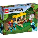 Lego-Minecraft-The-Horse-Stable