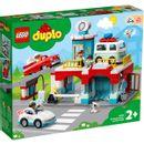 Lego-Duplo-Estacionamento-e-Lava-Carros