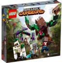 Lego-Minecraft-a-abominacao-da-selva