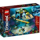 Hidro-robo-de-Lego-Ninjago-Lloyd