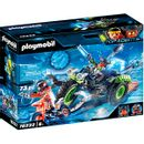 Playmobil-Agents-Arctic-Rebels-Tricycle-a-Glace