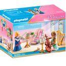 Playmobil-Princesse-Classe-de-Musique