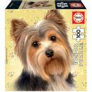Casse-tete-Yorkshire-Terrier-100-pieces