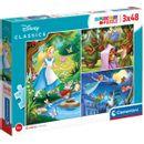 Casse-tete-Disney-3x48-pieces
