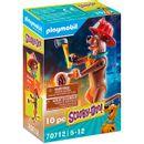 Playmobil-SCOOBY-DOO--Figura-colecionavel-de-bombeiro